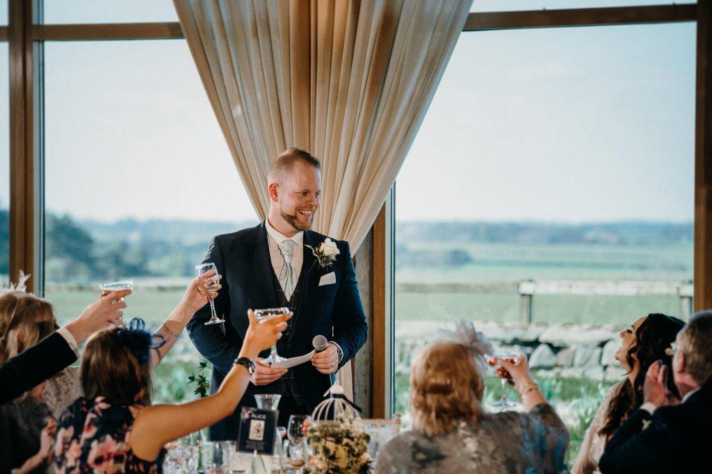 Newton Hall Wedding 019