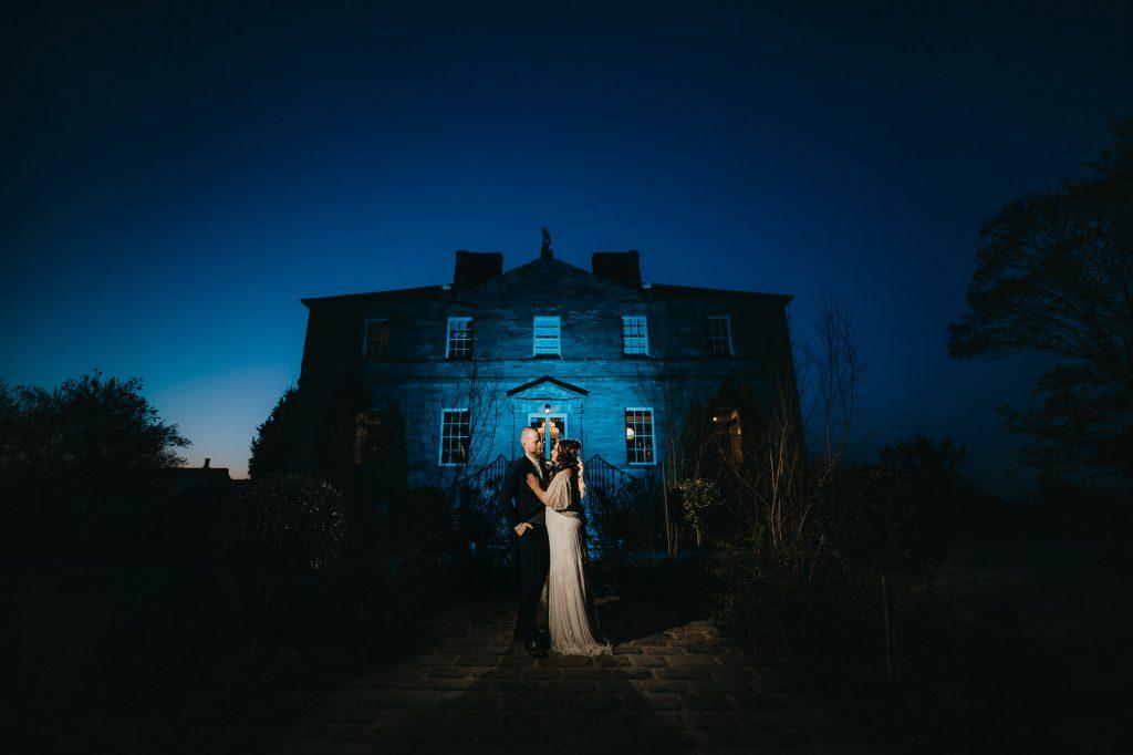 Newton Hall Wedding 022