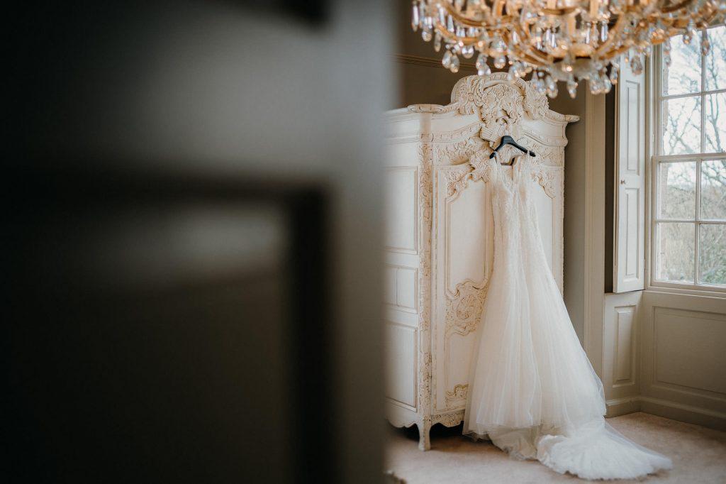 Newton Hall Wedding Photographer 009
