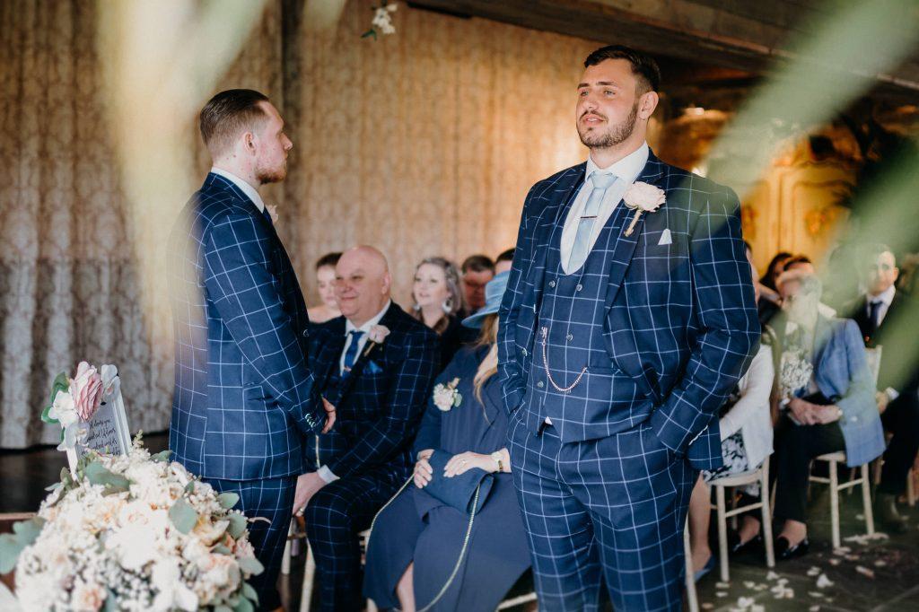 Newton Hall Wedding Photographer 012