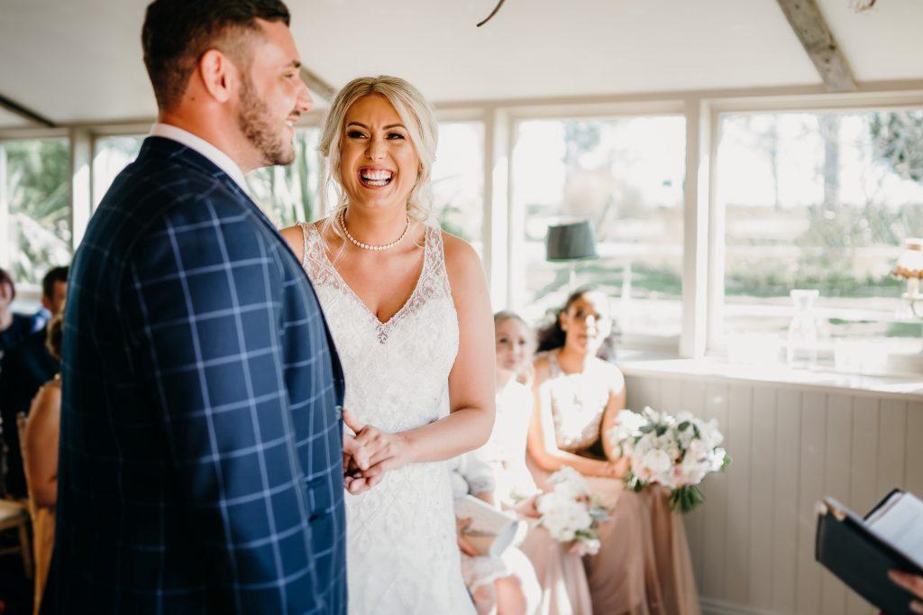 Newton Hall Wedding Photographer 016