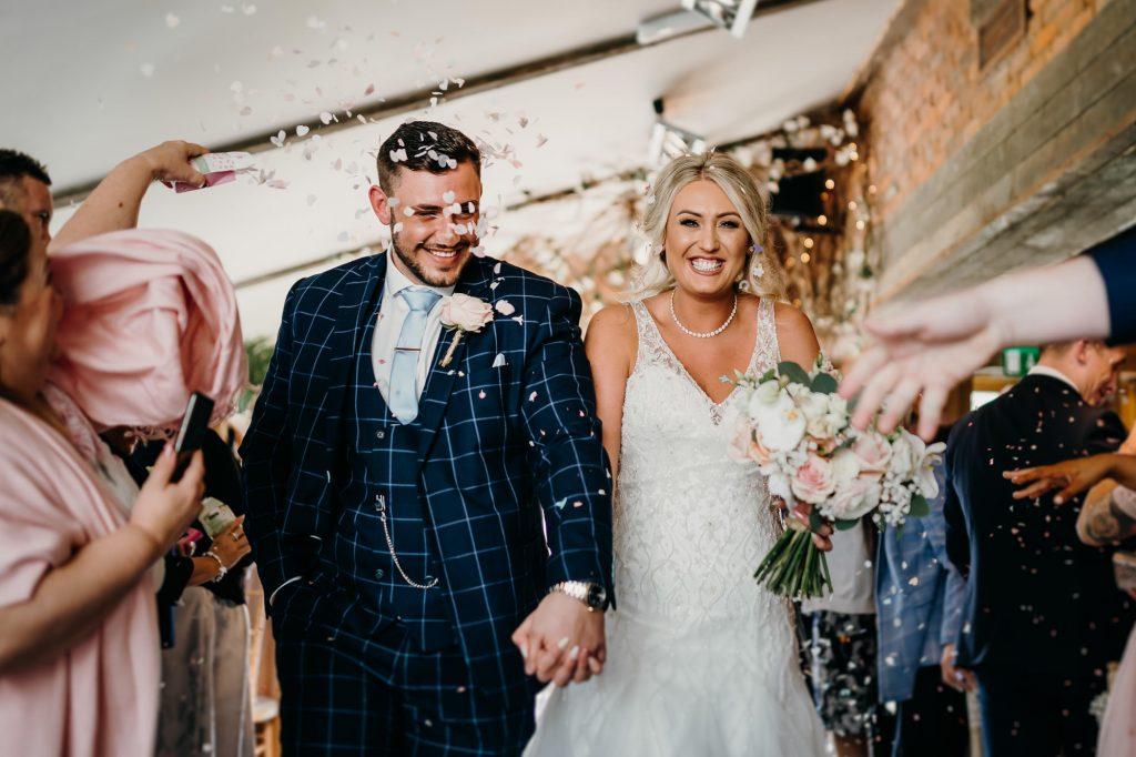 Newton Hall Wedding Photographer 017