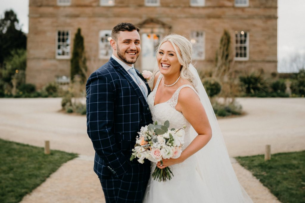 Newton Hall Wedding Photographer 018