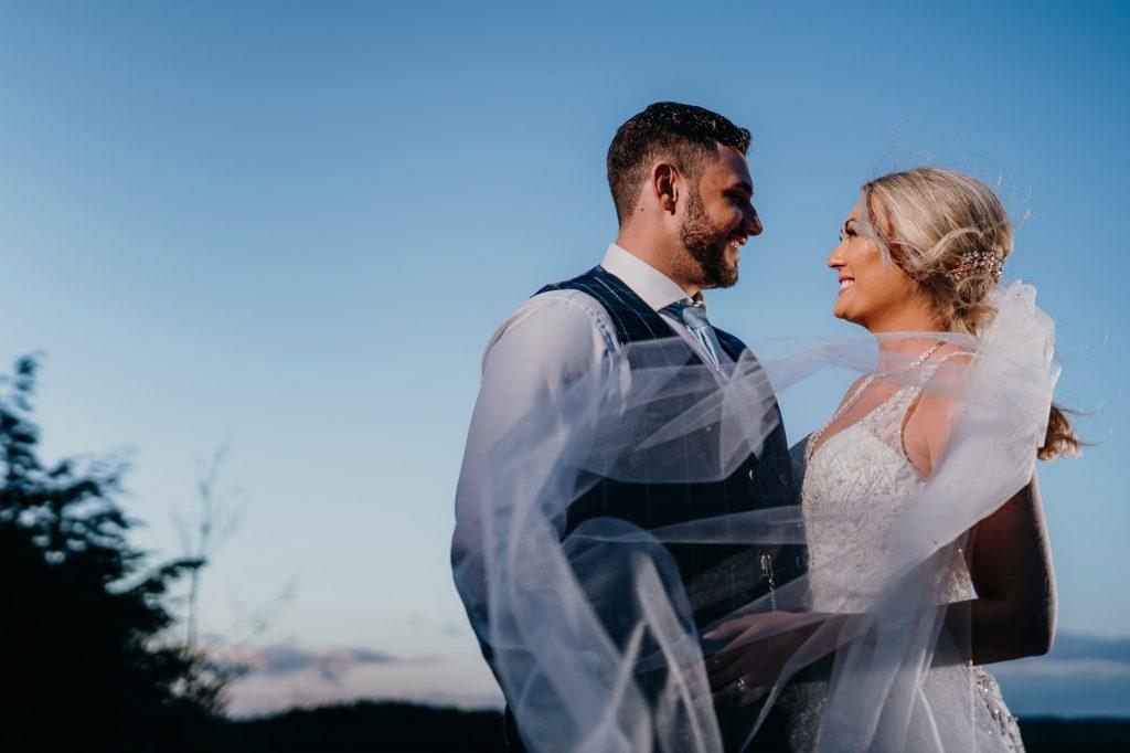 Newton Hall Wedding Photographer 024