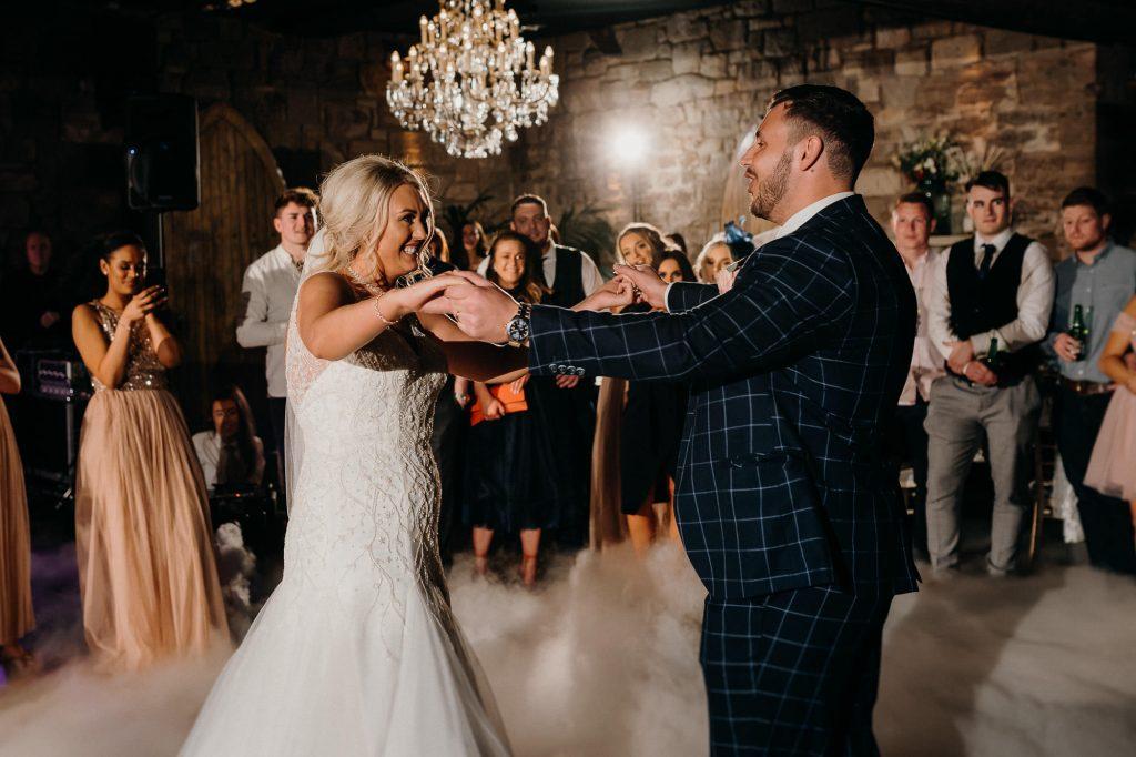 Newton Hall Wedding Photographer 026