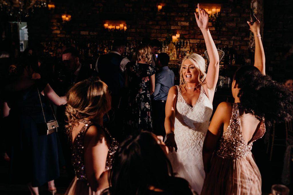 Newton Hall Wedding Photographer 029