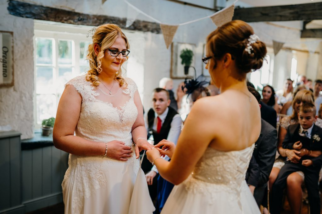 Parlour At Blagdon Wedding Photographer 845