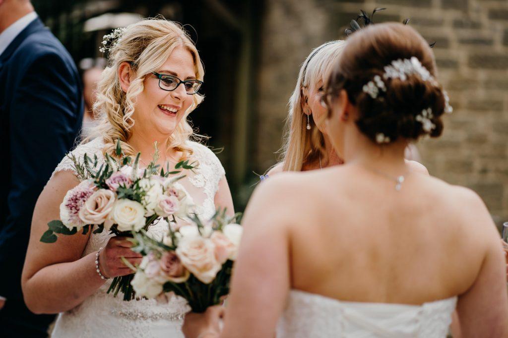 Parlour At Blagdon Wedding Photographer 850