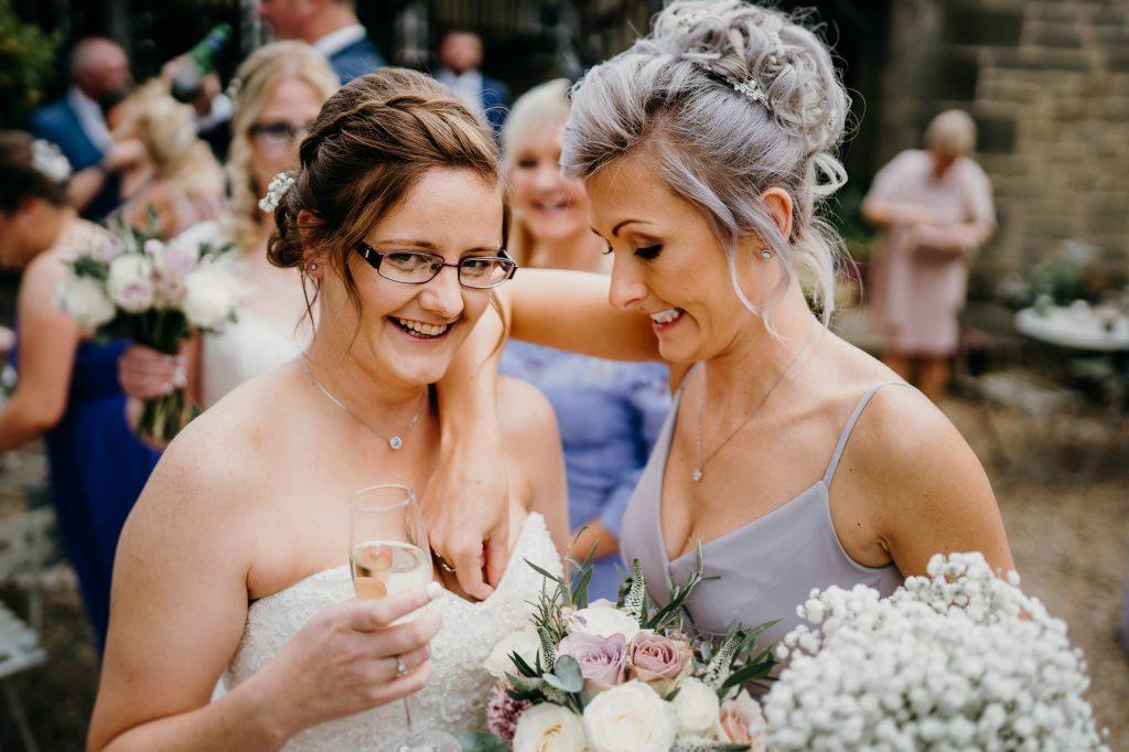 Parlour At Blagdon Wedding Photographer 851