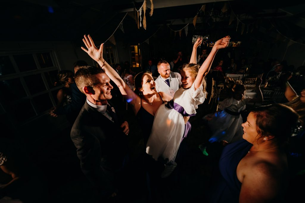 Parlour At Blagdon Wedding Photographer 881