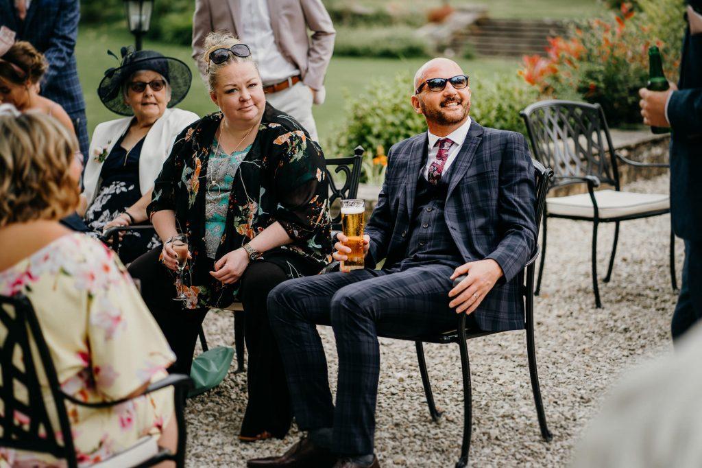 Redworth Hall Wedding Photographer 261