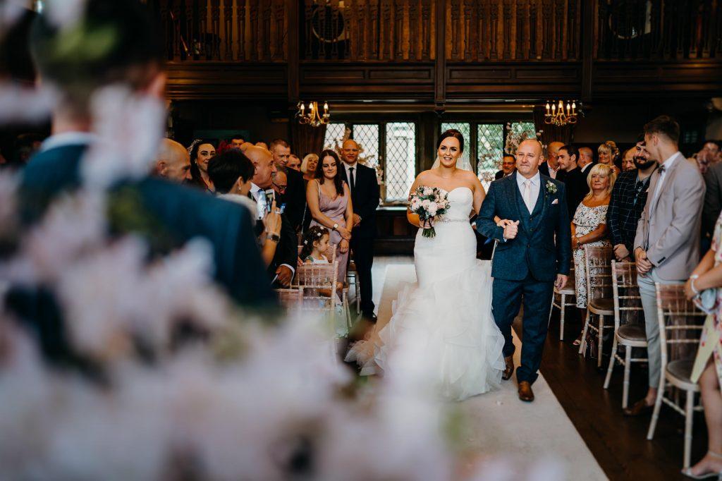 Redworth Hall Wedding Photographer 265