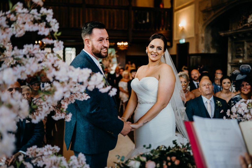 Redworth Hall Wedding Photographer 266