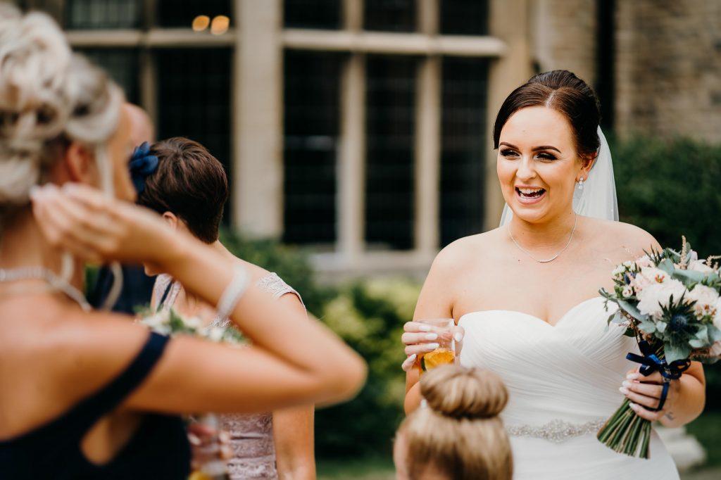 Redworth Hall Wedding Photographer 272