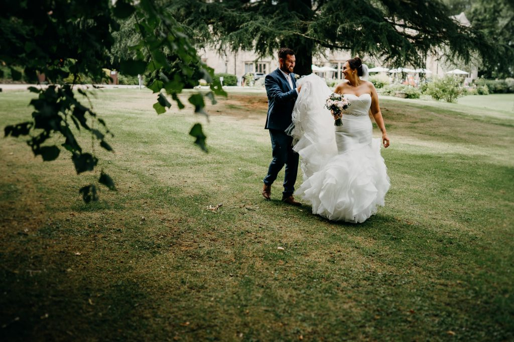 Redworth Hall Wedding Photographer 275