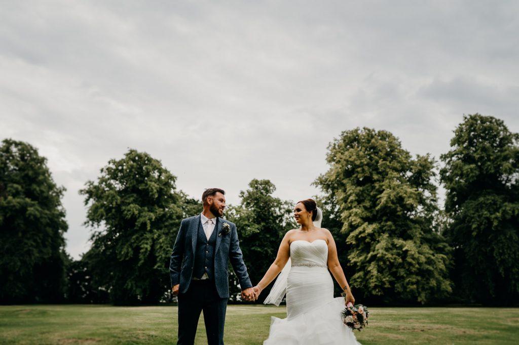 Redworth Hall Wedding Photographer 279