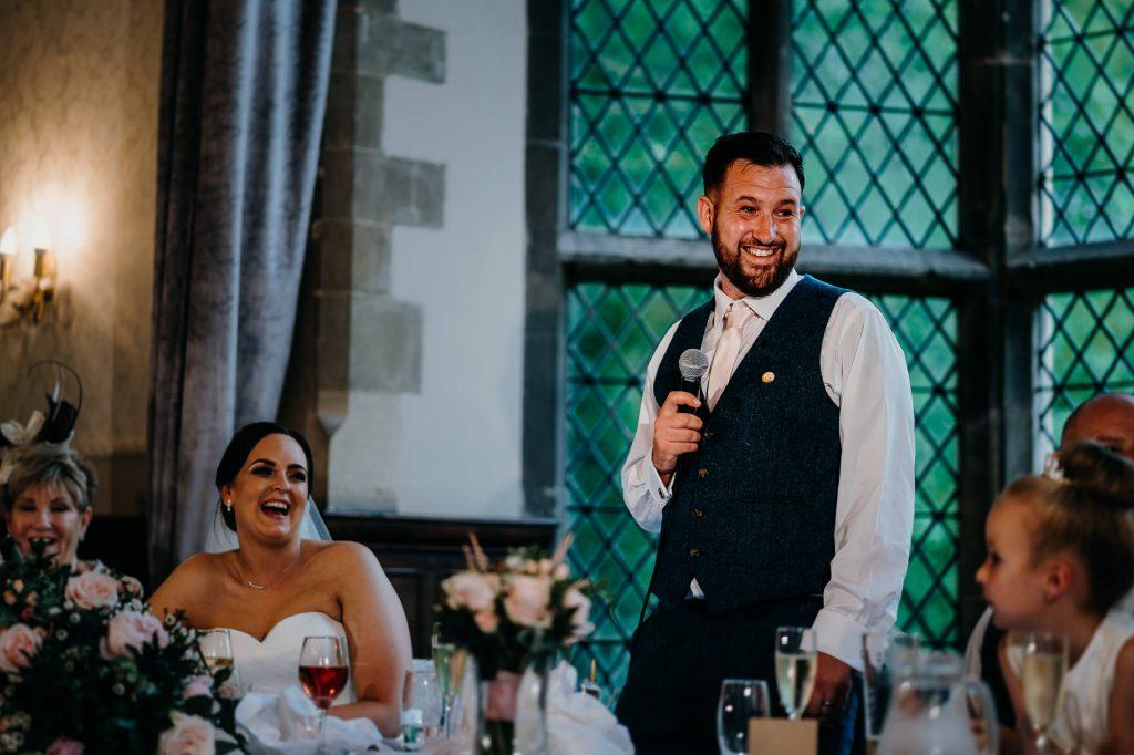 Redworth Hall Wedding Photographer 283