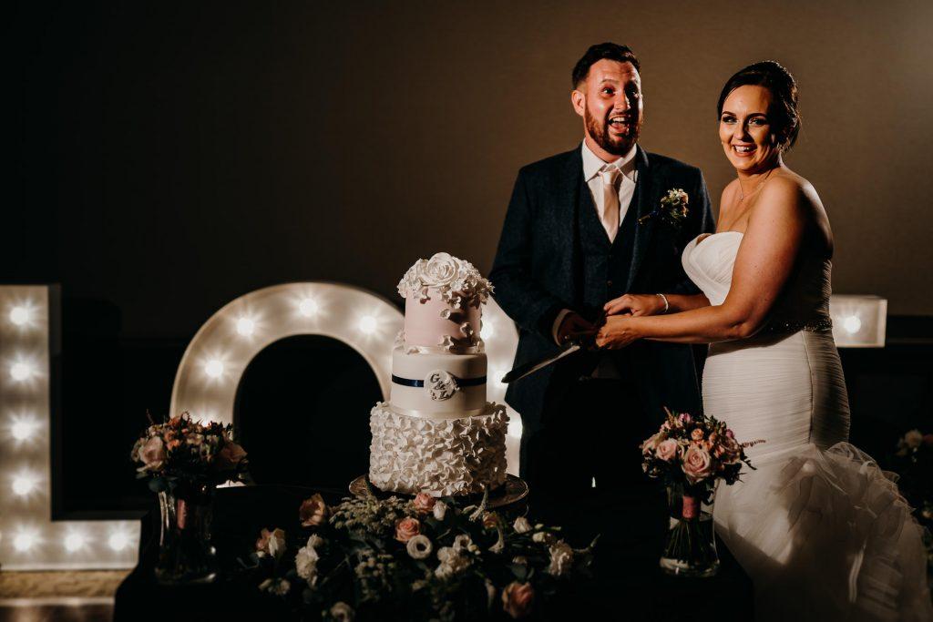 Redworth Hall Wedding Photographer 286