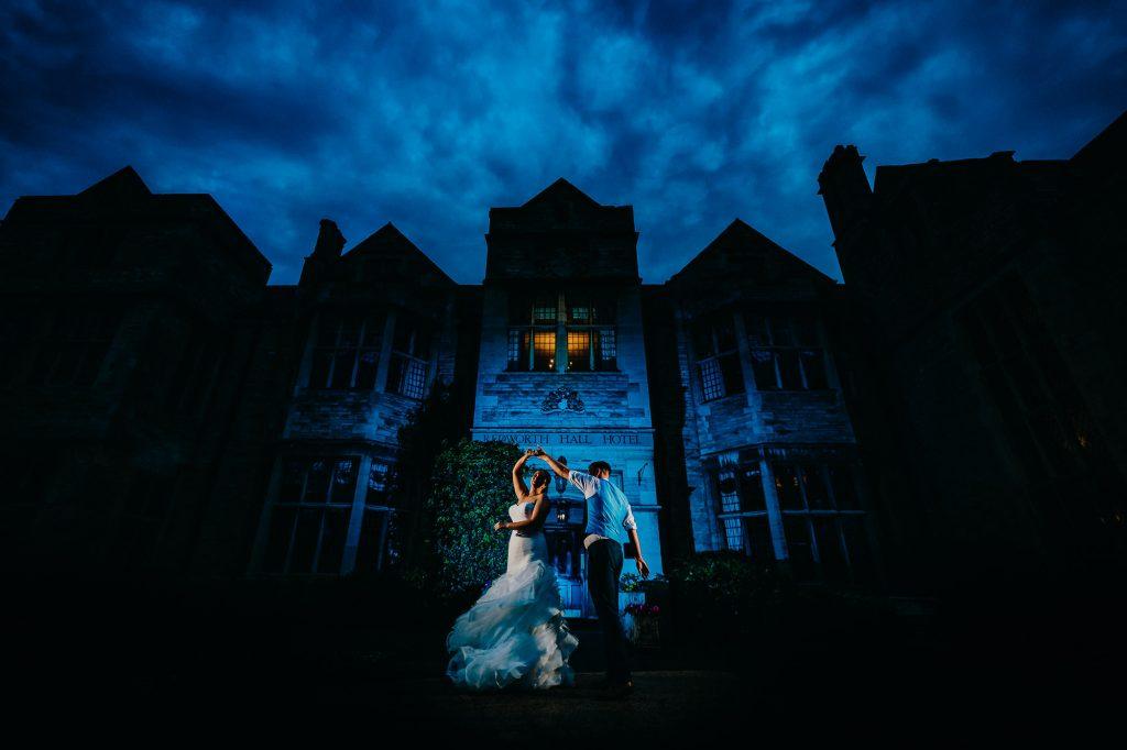 Redworth Hall Wedding Photographer 291