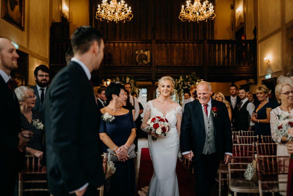 Redworth Wedding Photographer 007