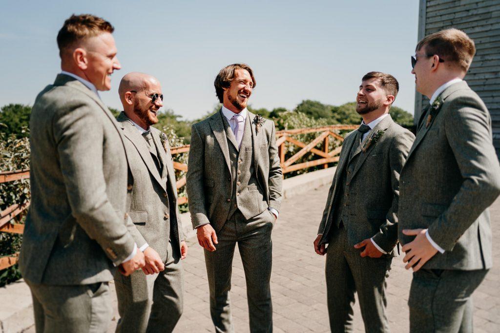 South Causey Inn Wedding Photographer 004 1