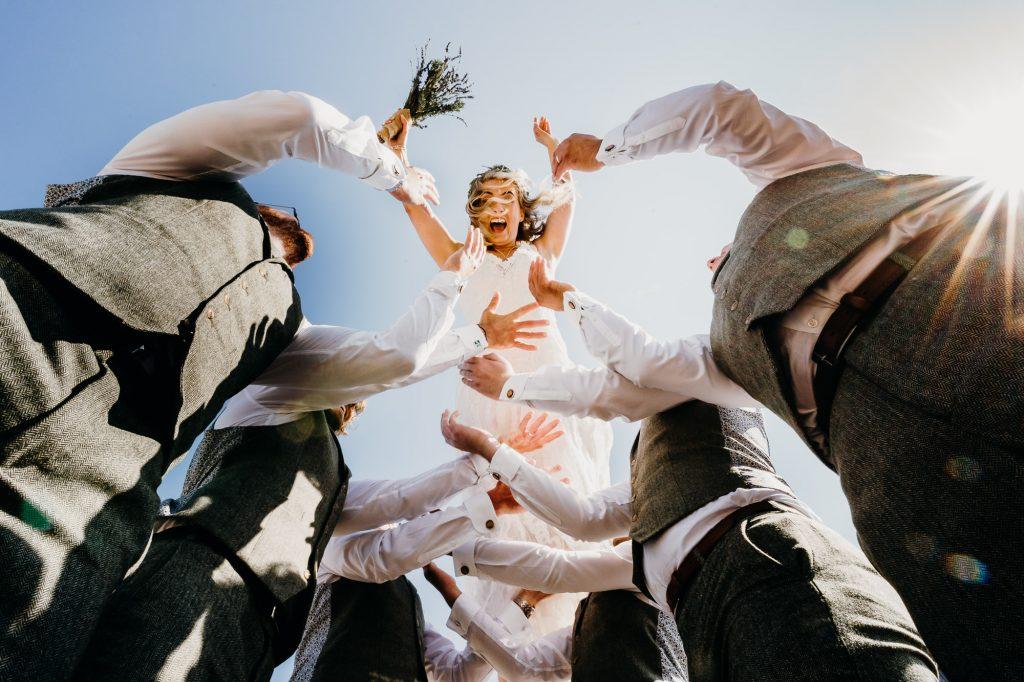 South Causey Inn Wedding Photographer 011 1
