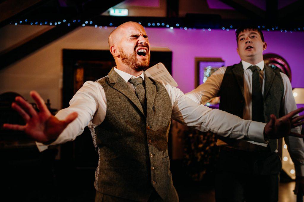South Causey Inn Wedding Photographer 019 1