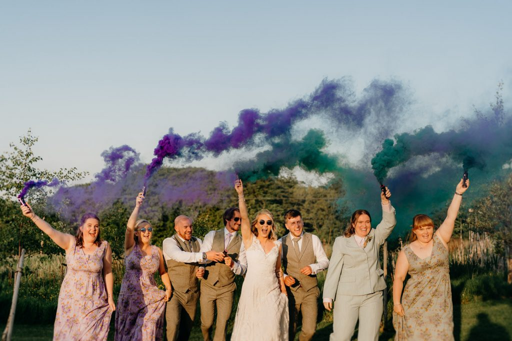 South Causey Inn Wedding Photographer 020 1