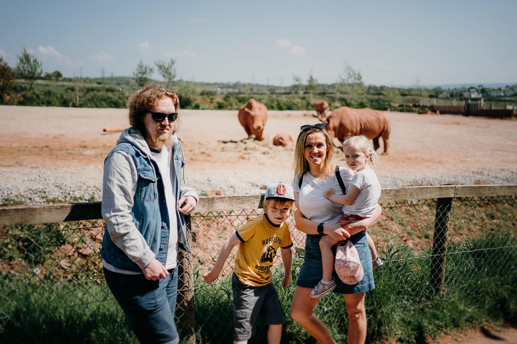 The Sawyers at the Zoo 002
