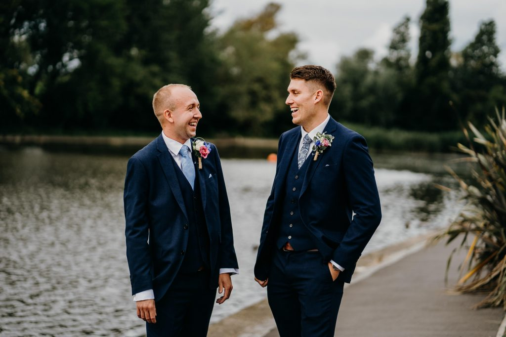 Wylam Brewery Wedding Photographer 610