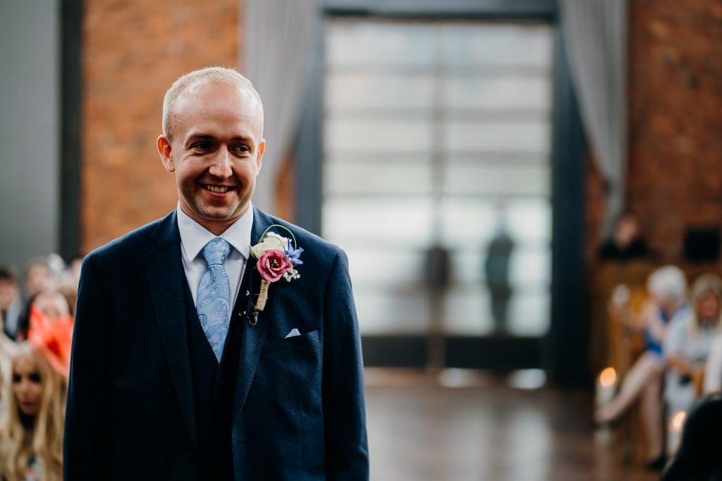 Wylam Brewery Wedding Photographer 619