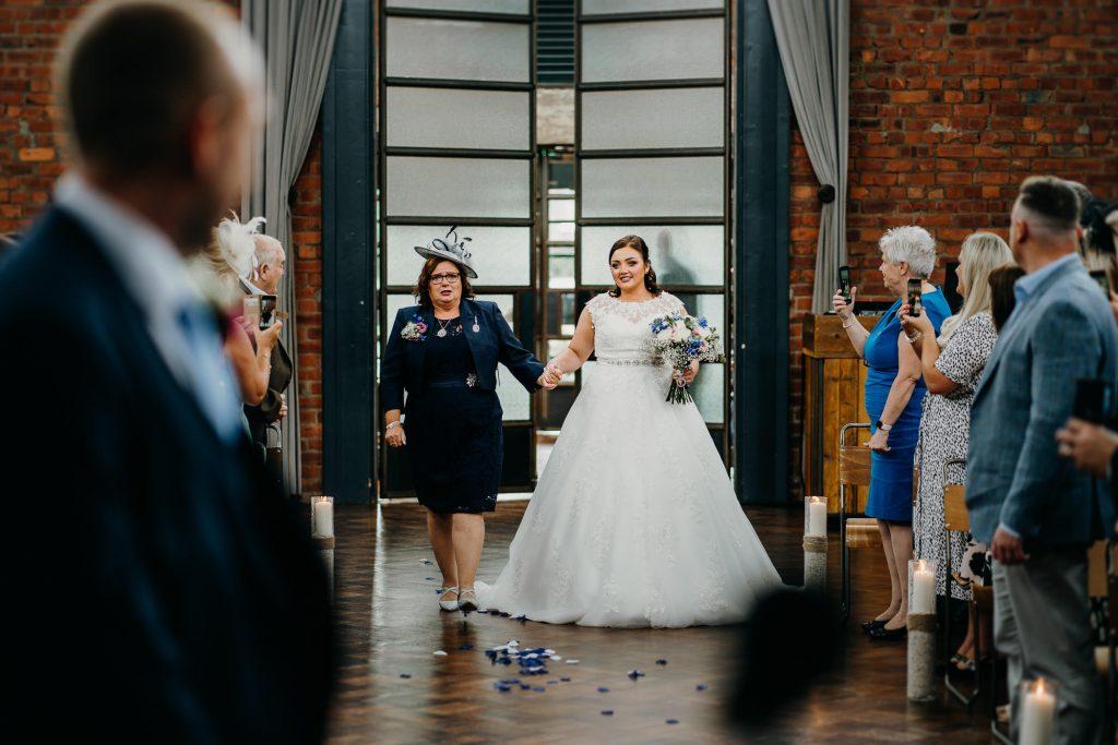 Wylam Brewery Wedding Photographer 621