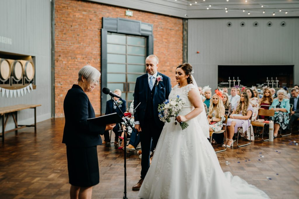 Wylam Brewery Wedding Photographer 623