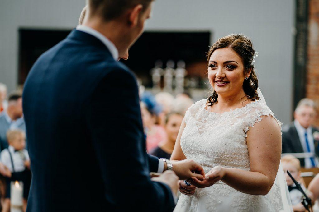 Wylam Brewery Wedding Photographer 625