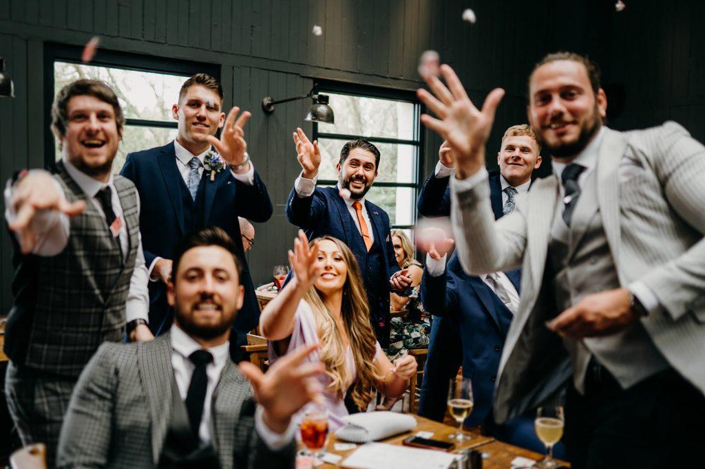 Wylam Brewery Wedding Photographer 632