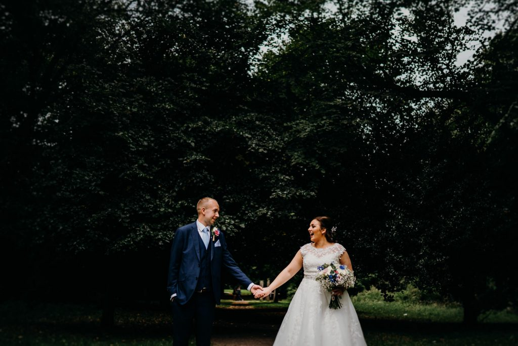 Wylam Brewery Wedding Photographer 634