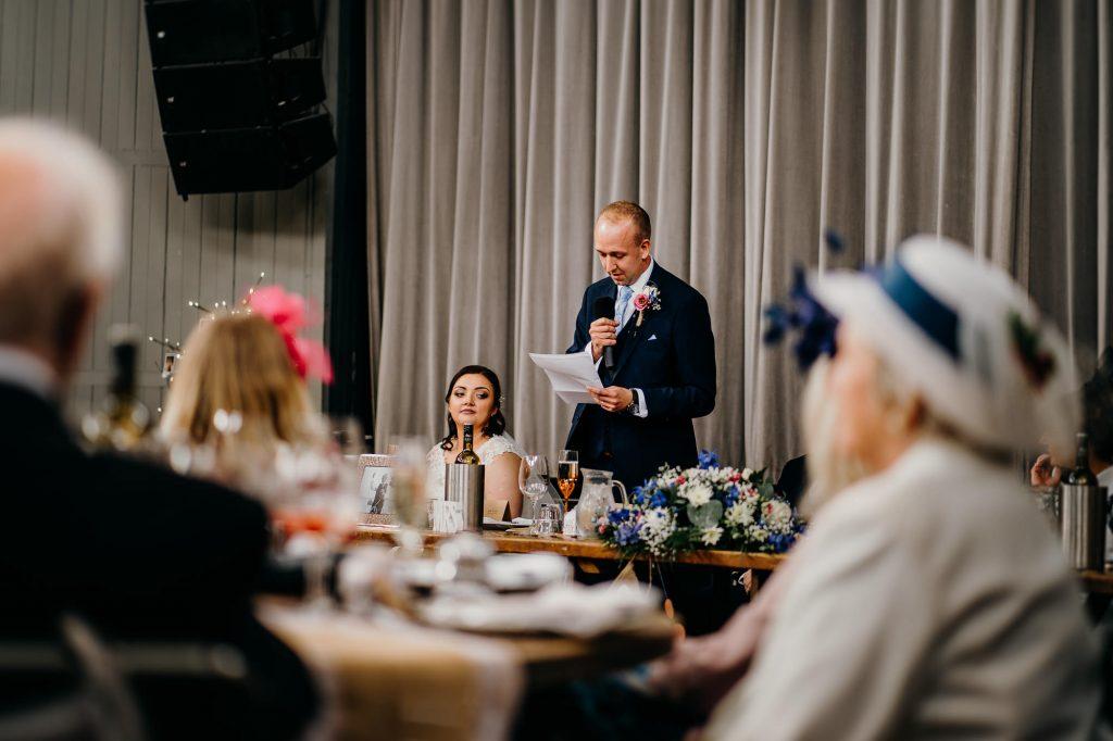 Wylam Brewery Wedding Photographer 641