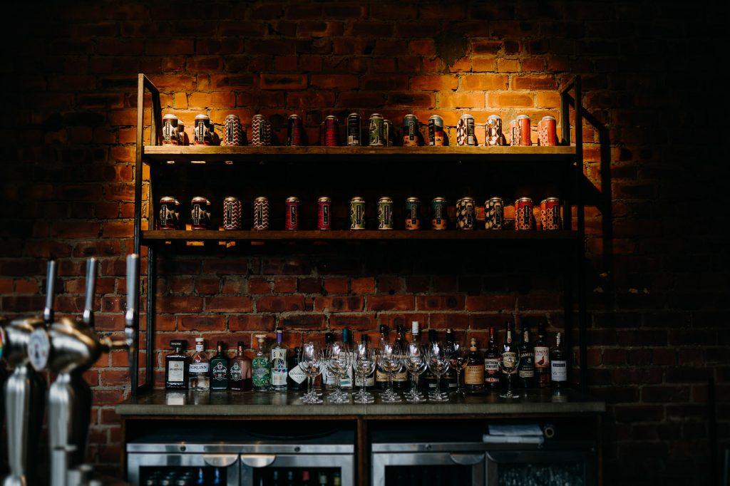 Wylam Brewery Wedding Photographer 642