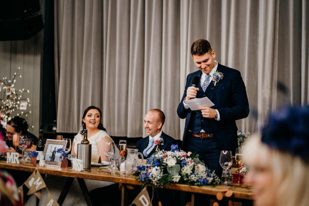Wylam Brewery Wedding Photographer 643
