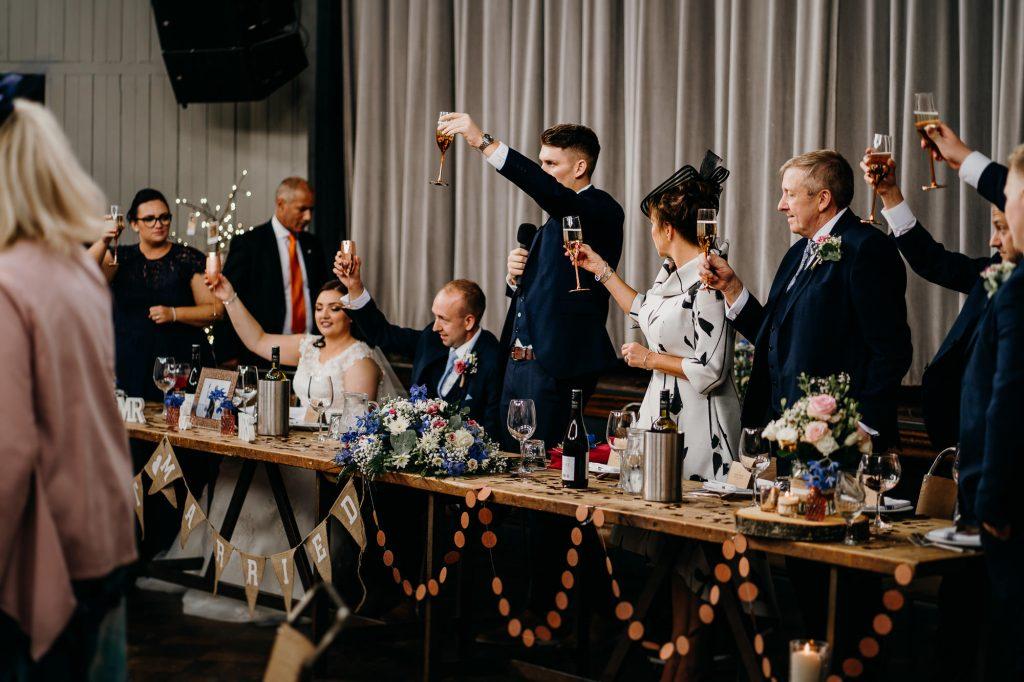 Wylam Brewery Wedding Photographer 644