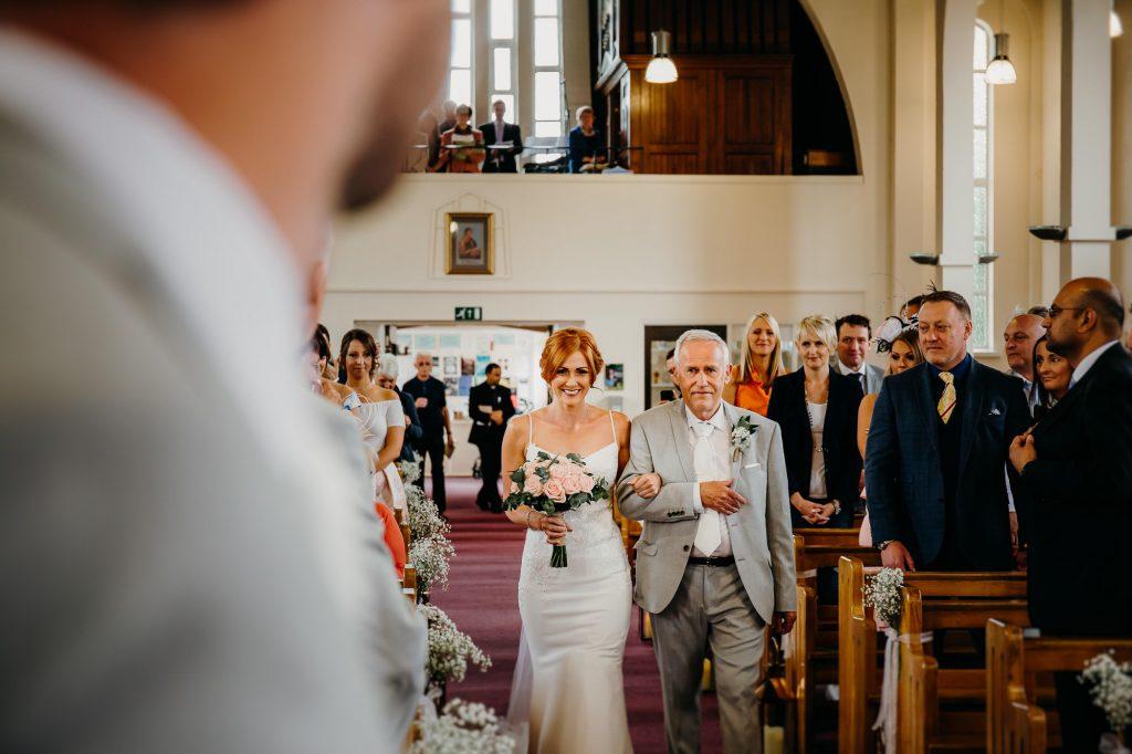 hallgarth wedding photographer 006