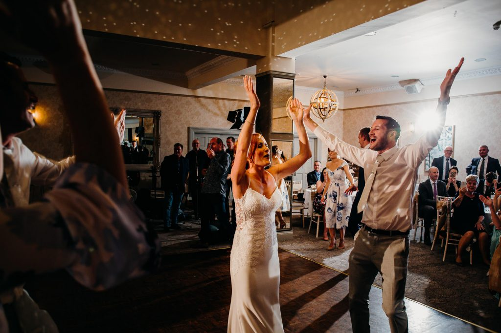 hallgarth wedding photographer 030