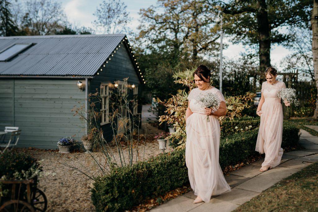 parlour at blagdon wedding 007