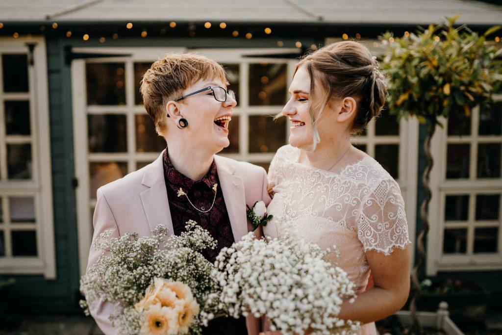 parlour at blagdon wedding 020