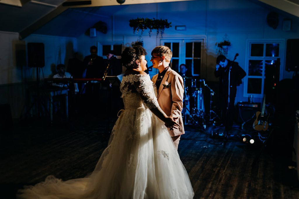 parlour at blagdon wedding 030