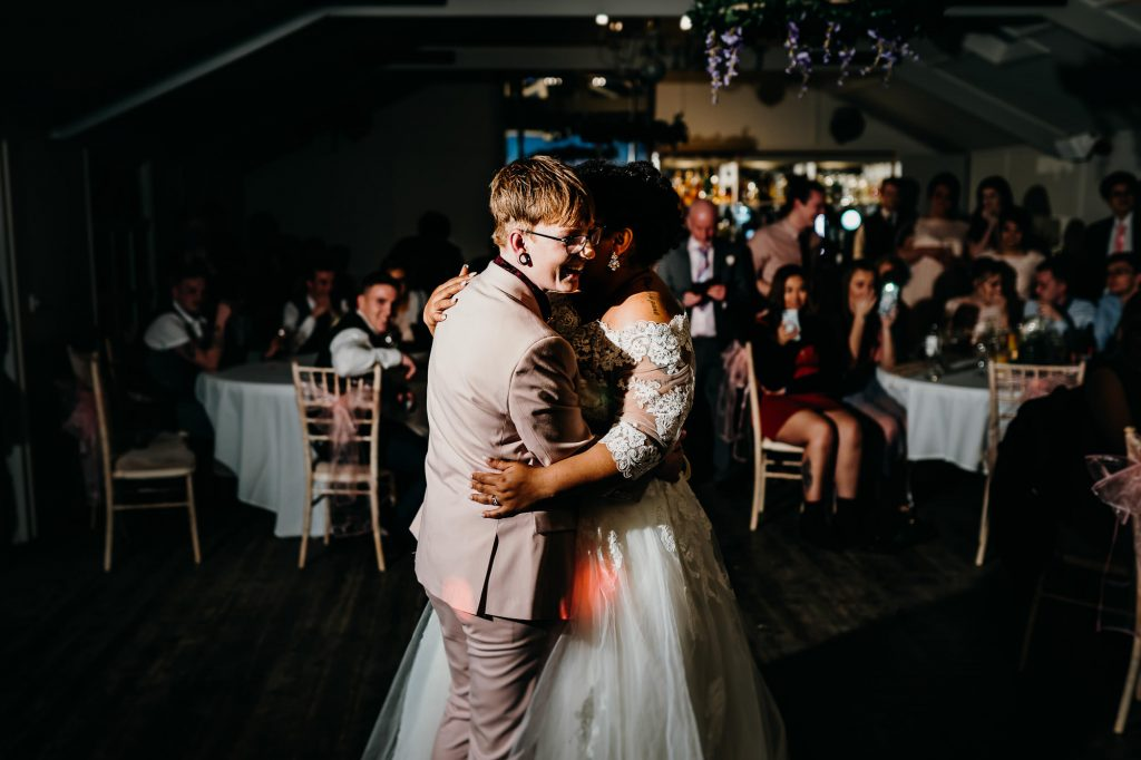 parlour at blagdon wedding 033