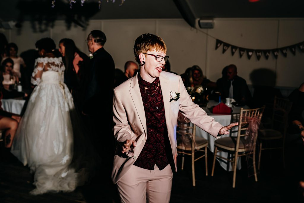 parlour at blagdon wedding 036