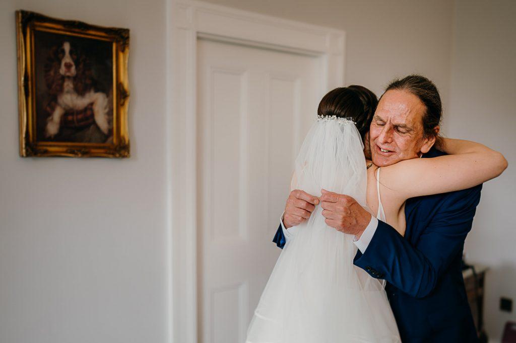 Beamish Hall Wedding Photographer 004