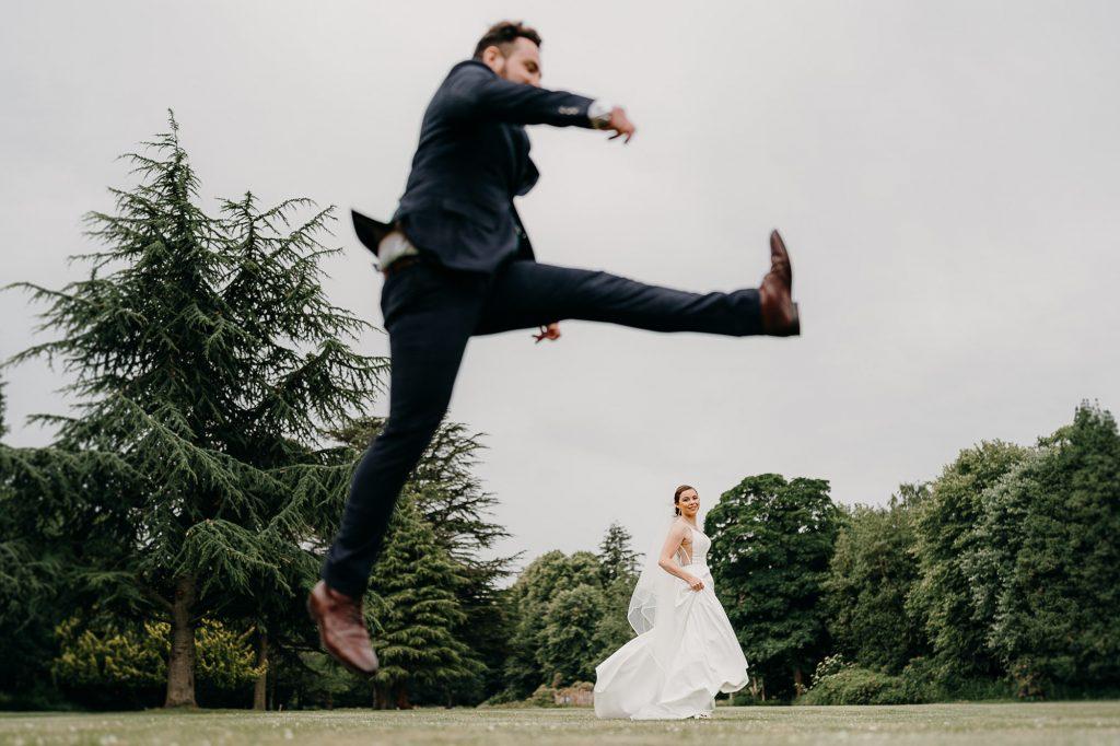 Beamish Hall Wedding Photographer 008