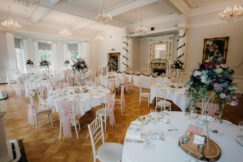 Beamish Hall Wedding Photographer Ray Sawyer 001